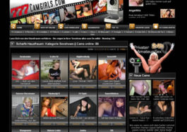 Camsite, Livecams