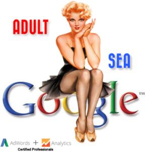 Adult SEA - Google Ads für Erotikseiten